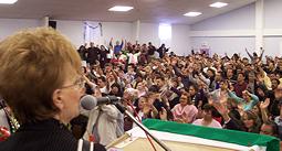 Evento de Carisma en Misiones atendido por muchos participantes