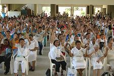 publico en Cartagena